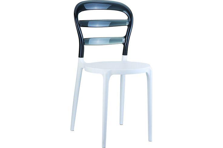 Siesta Miss Bibi White szék