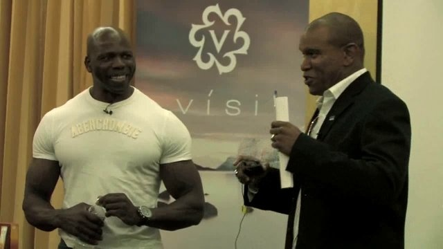 Visi - And here is another one from world-class trainer Dalton Brown who trains professional sports teams and celebrities. To order, or join us: www.TeamVisi.com/diet