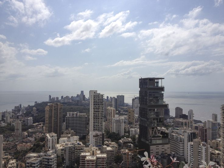 Architecture BRIO - Panorama Of Mumbai - Malabar Hill