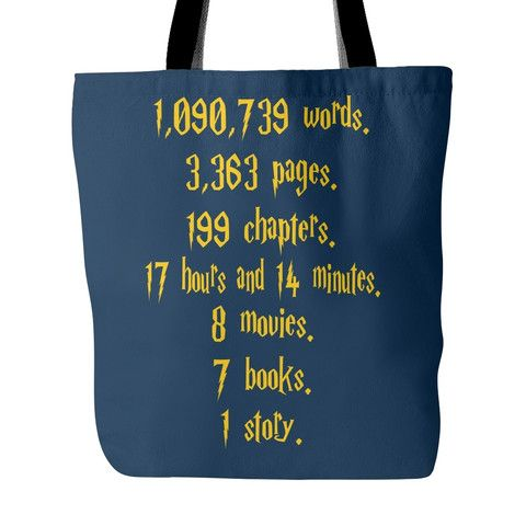 Tote Bags - Harry Potter Collection Tote Bag