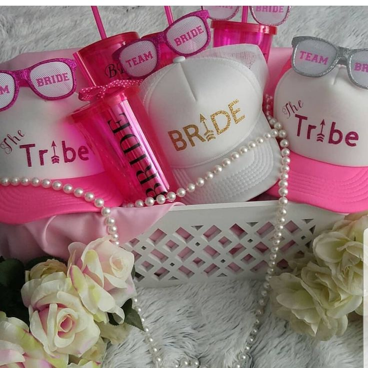 Bachelorette party basket this basket is filled with all