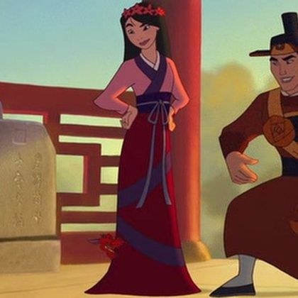 mulan wedding dress mulan celebration dress mulan ii