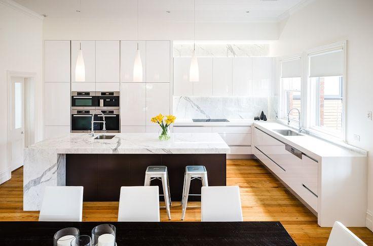 Navlam Sanblasted Sable Oak by Urban Kitchens