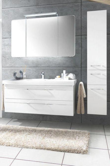 BADEZIMMER 123,4 cm online kaufen XXXLutz   Badezimmer, Bad einrichten, Badezimmereinrichtung
