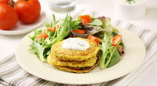 Zucchini Fritters Recipe - weightloss.com.au