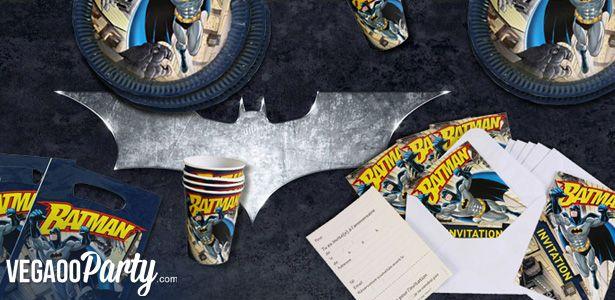 Festa Batman per compleanno bambini - VegaooParty