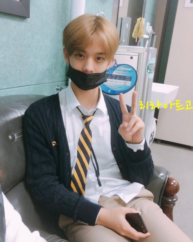 Student Baejinyoung #Baejinyoung #wannaone