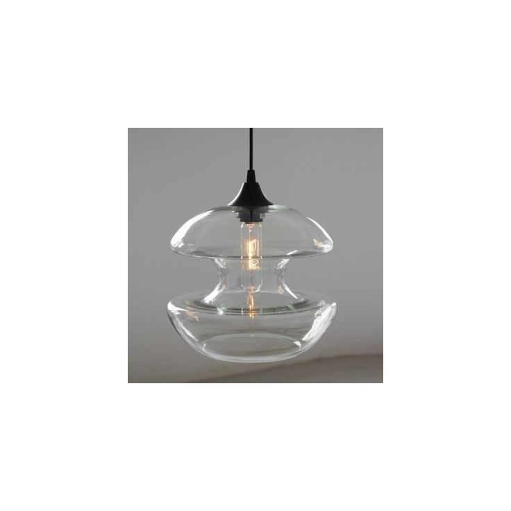 Buy Dumbbell Glass Pendant in Vintage Industrial Style with Lowest Price and Top Service!
