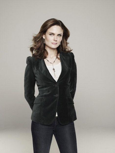 "Temperance ""Bones"" Brennan (Emily Deschanel)"