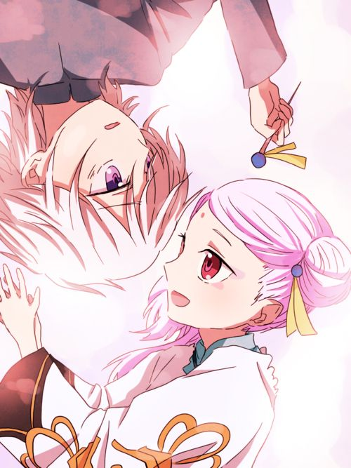L-Elf & Liselotte from Valvrave the Liberator