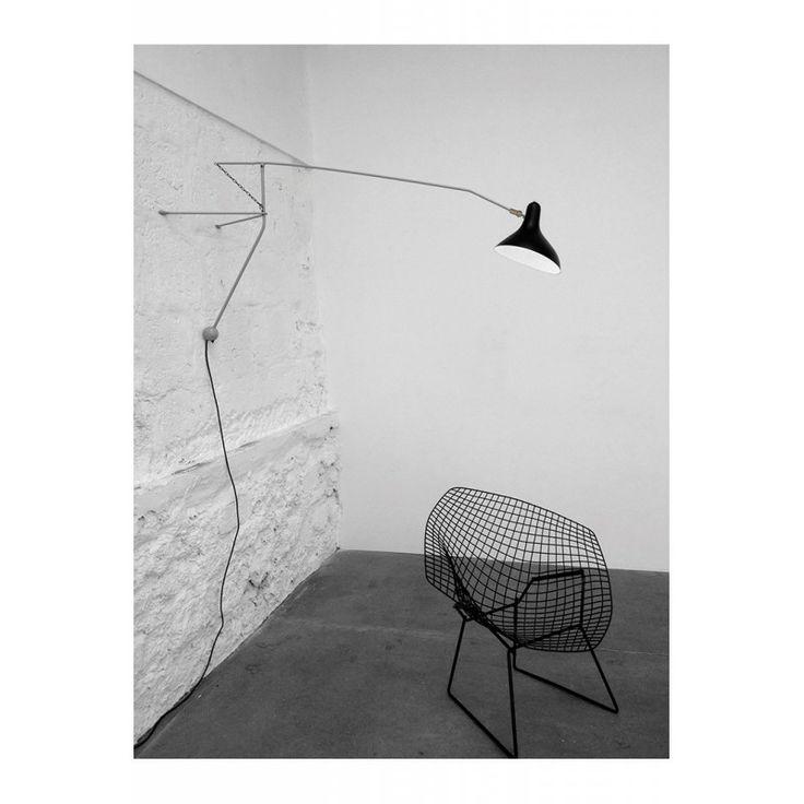 wandlamp Bernard Schottlander  YOTH Den Bosch