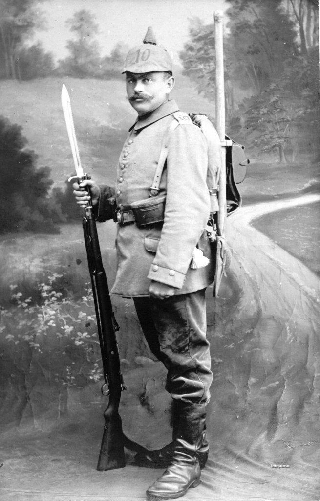 I wojna światowa, mundur armii pruskiej - strona 6 | opinie forum dobroni.pl