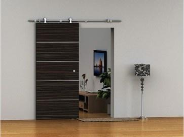 18 best sliding track doors images on pinterest sliding for Ikea barn door hardware