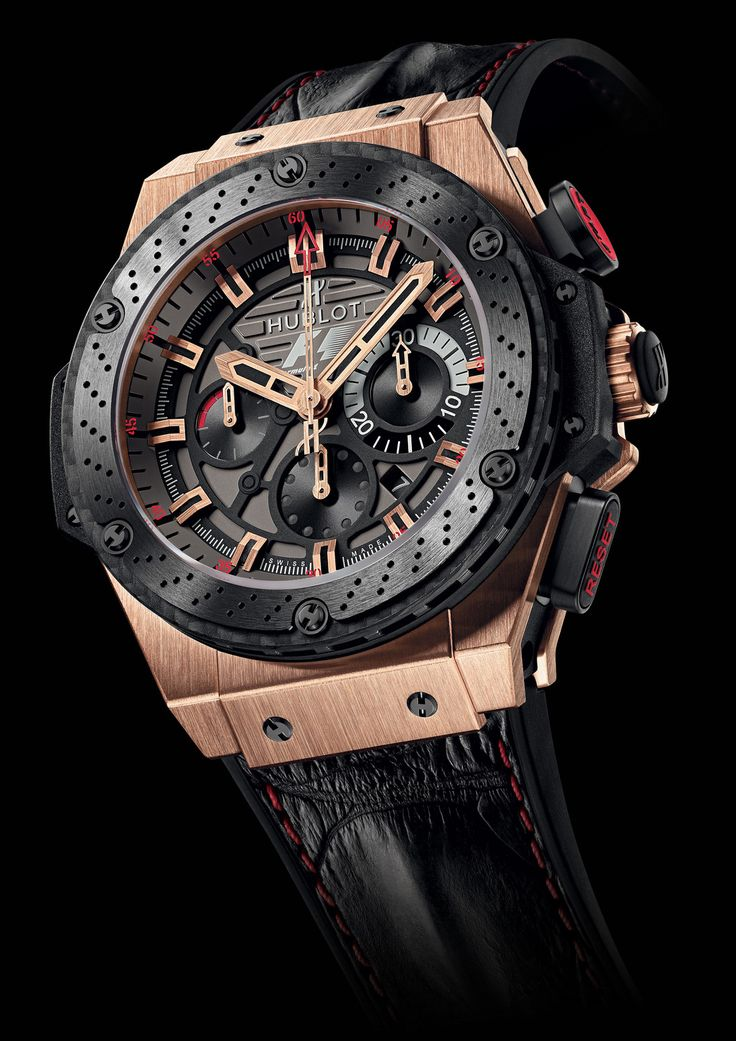 F1 King Power Great Britain, Hublot Timepieces and Luxury Watches on Presentwatch
