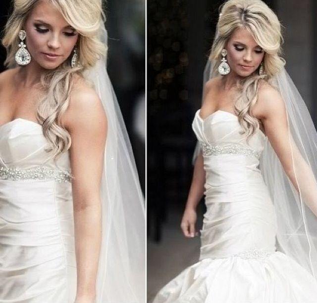 Wedding Hairstyle Hair Down: Wedding Hair Inspiration