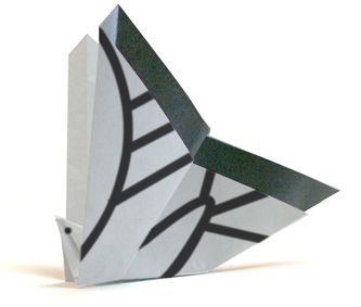 Origami Swallowtail