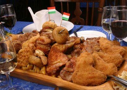 5.800 Ft helyett 2.990 Ft: Gazdag és ízletes bőségtál 2 fő részére az Aranypince Étteremben! Szerezz felejthetetlen élmény párodnak és lepd meg egy vacsorával!