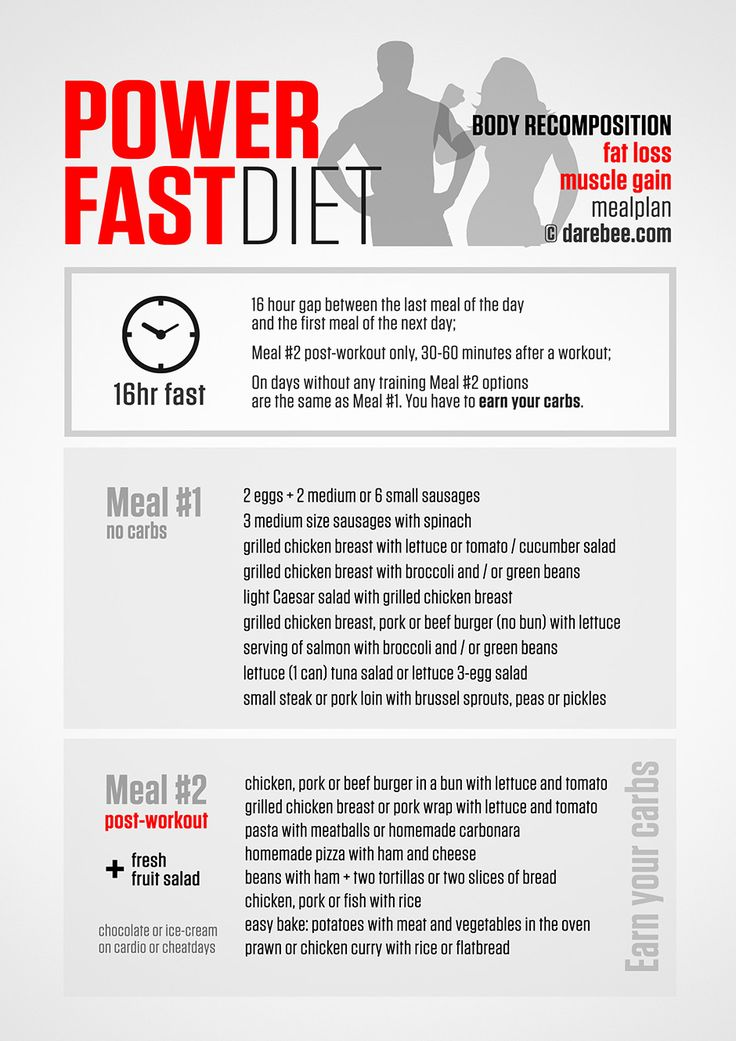how to eat 3 meals a day