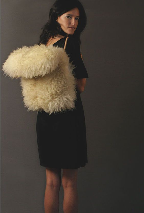 Carbono Atelier - buenos aires // Fashion Fur-Bag