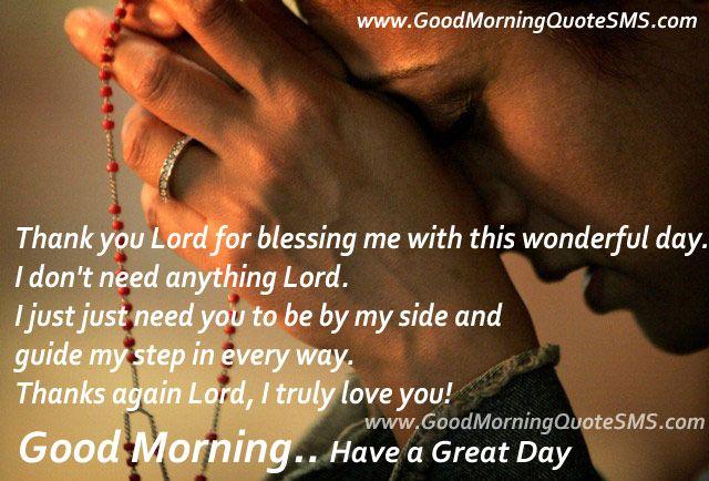 Good Morning Quotes Prayer : Best prayers images on pinterest
