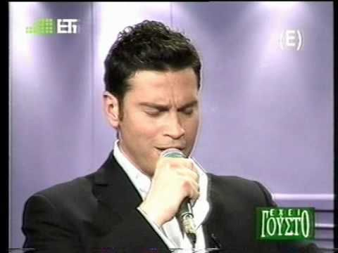 COME WHAT MAY - MARIO FRANGOULIS From Moulin Rouge