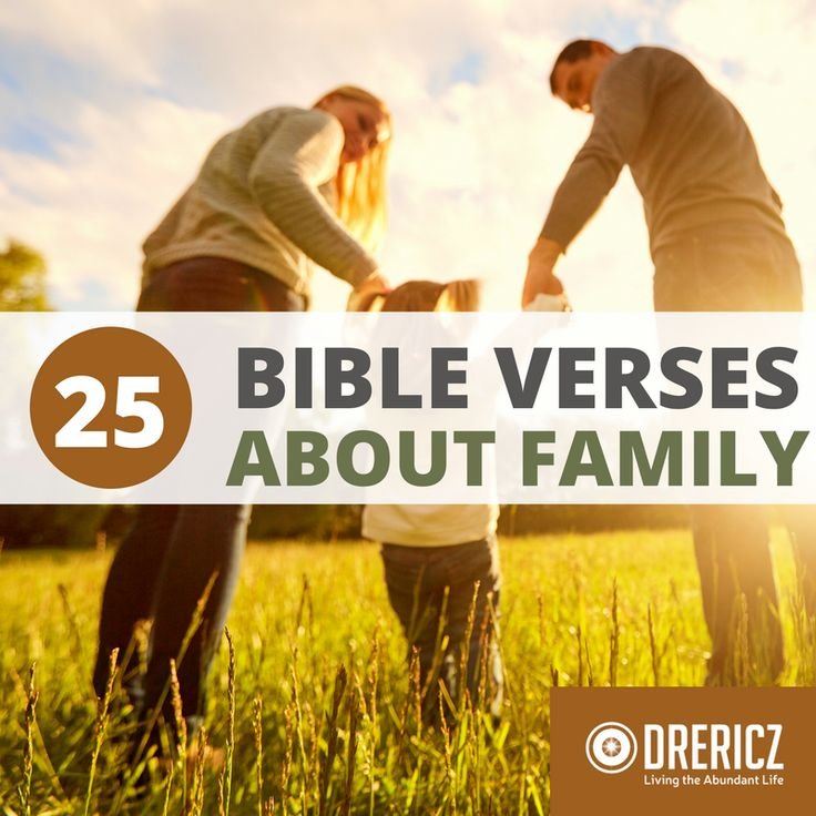 what does the bible say about dating family