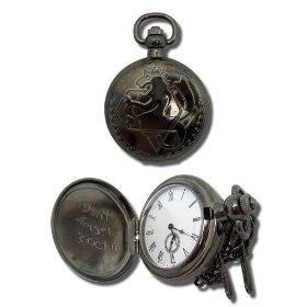 Fullmetal Alchemist Brotherhood - Ed Pocket Watch $23.39: Alchemist Brotherhood, Watches 2339, Pockets Watches, Alchemist Pockets, Edward Elric, Pocket Watches, Fullmetal Alchemist Watches, Full Metals, Metals Alchemist