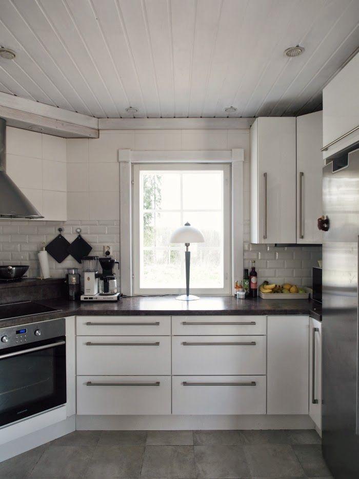 Tarja's Snowland: Keittiömme | Our Kitchen