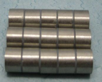 Euke MagTech Ltd manufacture SmCo magnet D12x10mm; contact us at sales@cmsmagnets.com; learn us more from www.euke-permanentmagnet.com ;