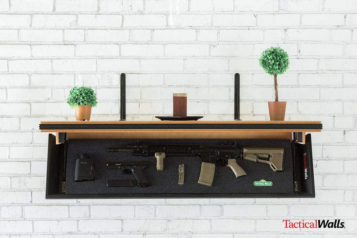 Best 25 Tactical Wall Ideas On Pinterest Hidden Gun