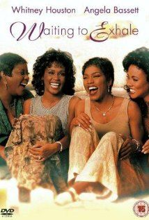 Waiting to Exhale Poster  Based on Terry McMillan's novel, this film follows four very different African-American women and their relationships with the male gender.    Director: Forest Whitaker  Writers: Terry McMillan (novel), Terry McMillan (screenplay), and 1 more credit »  Stars: Whitney Houston, Angela Bassett and Loretta Devine | See full cast and crew