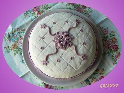 Torta trapuntata