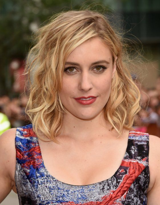 Greta Gerwig at event of While We're Young (2014)