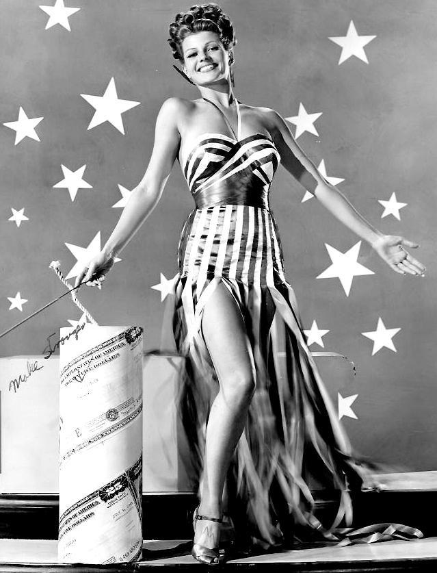 The beautiful,talented, Rita Hayworth