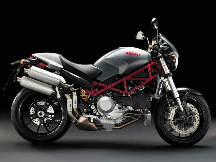Ducati Monster S4R (2007) - 2ri.de