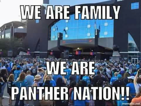 How long have you been in Panther Nation??!!