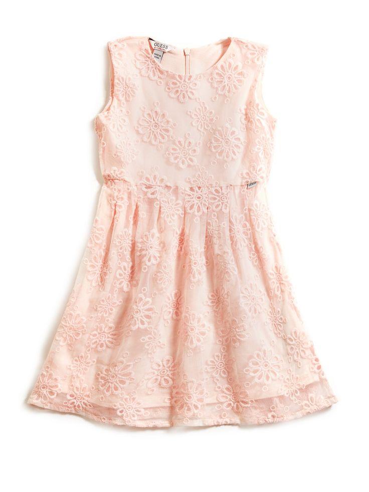Tory Lace Dress (4-16)