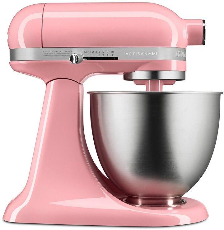 KitchenAid 3.5-Quart Artisan Mini Stand Mixer - Guava Glaze