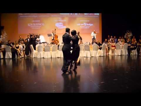▶ 2014 SITF — Sebastian Jimenez & Maria Ines Bogado - El Huracan by Solo Tango - YouTube