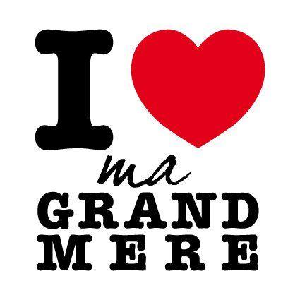 Bonne fête de grand mère