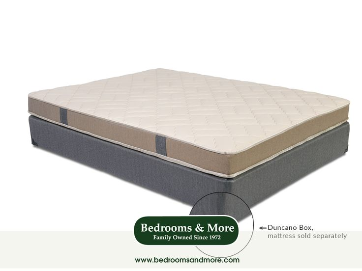 Give Your Mattress The Right Foundation To Ensure A Sound Sleep Duncano Blue Box