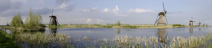 Kinderdijk by Chris Corthouts
