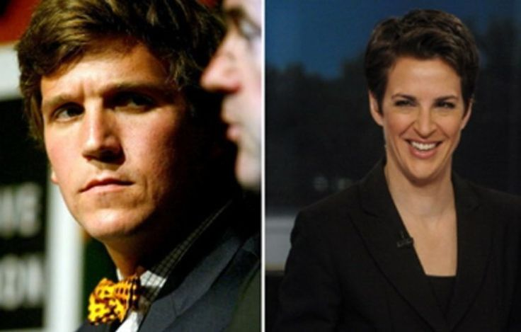 "The TV ratings are in for March. MSNBC's The Rachel Maddow Show surpassed Fox News' Tucker Carlson Tonight among 25- to 54-year-old viewers, the demographic that determines advertising rates. And Maddow is on track to win again in April, according to CNN Money.This may change slightly, as Carlson moves from 9 p.m. to 8, replacing the disgraced Bill O'Reilly. But as CNN points out, ""executives all across television news have already taken notice of her recent wins.""MSNBC president Phil"