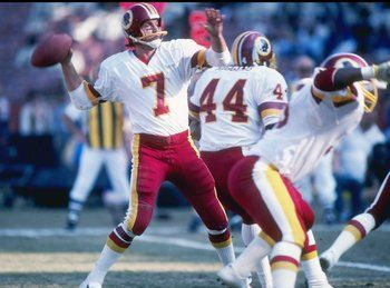 washington redskins super bowl victories | Joe Theismann