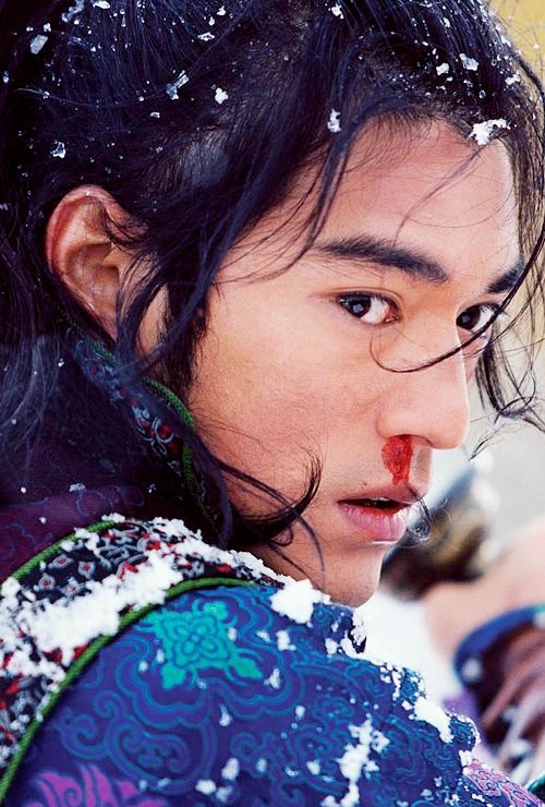 Takeshi Kaneshiro ~ House of the Flying Daggers