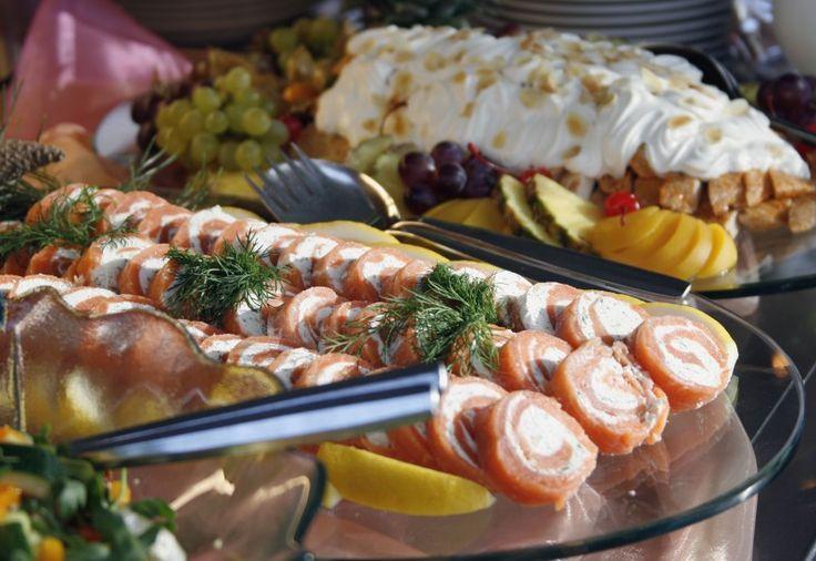 Murikanrannassa ruoka räätälöidään tarvittaessa vieraiden omien toiveiden ja tarpeiden mukaan.
