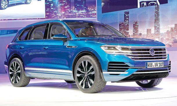 Vw Touareg Iii 2018 Preis Technische Daten Vw Touareg Volkswagen Touareg