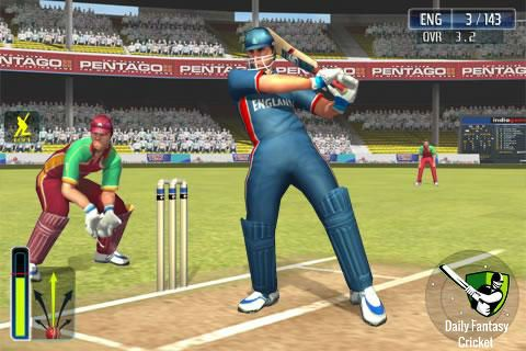Play free cricket games in one of the best online gaming sites where you can prove your best. Once you play these Cricket games you can review game statistics such as high scores, rankings on their own players and all cricket updates.   For more info visit http://www.dailyfantasycricket.com/Free-Online-Cricket-Games.php
