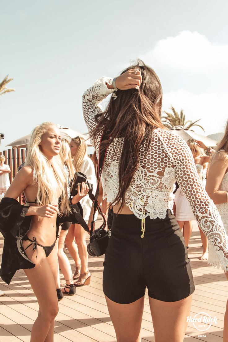 63 best nellypoolparty by at hard rock hotel ibiza images on pinterest hard rock Hard rock fashion style