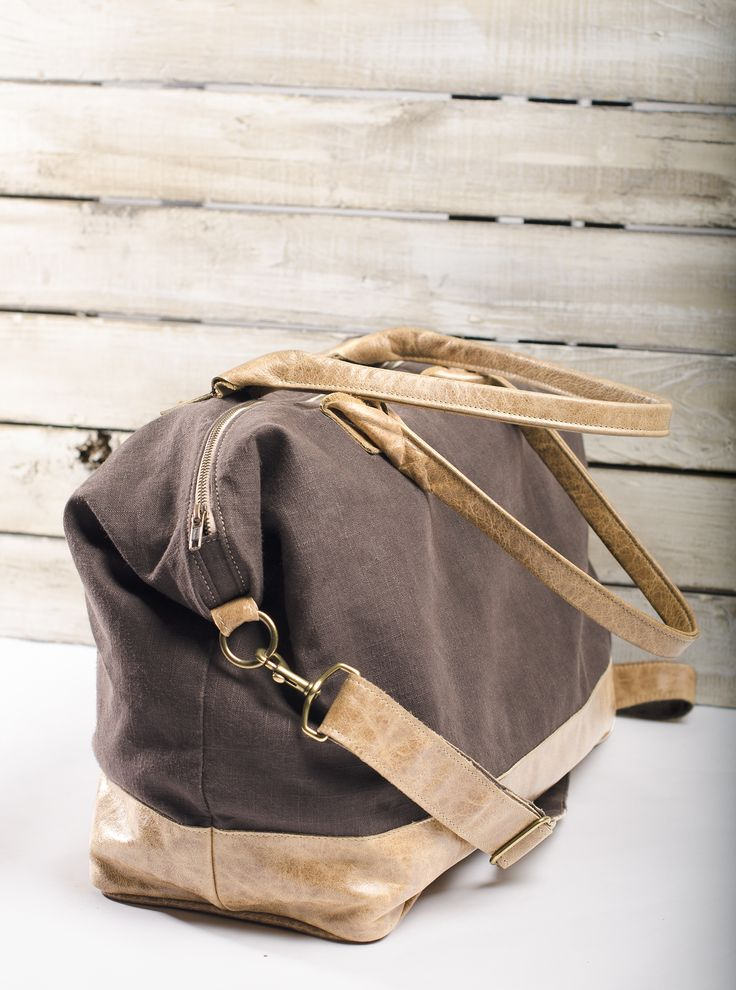 Create your own Tuscany Weekender at Veeshee.com. #veeshee